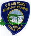 Niagara Falls Int'l Airport USAF Fire Department
