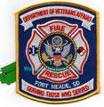 Fort Meade VA Hospital Fire Rescue