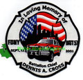 "FDNY Battalion 57 ""Dennis A. Cross"""