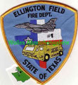 Ellington Field Fire Dept., Tail number TX00?