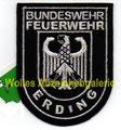 Bundeswehrfeuerwehr Fliegerhorst Erding