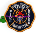 Manchester Naval Supply Center Fire Rescue