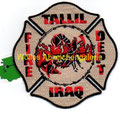 Tallil (Ali Air Base) Iraq Fire Dept.
