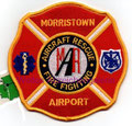 Morristown Airport ARFF