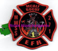 MCALF Bogue MWSS-271 EFR (Expeditionary Firefighting & Rescue)