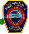 Philadelphia Naval Shipyard FD