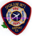 Spokane Int'l Airport FD