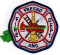 Fresno Fire Dept., California ANG