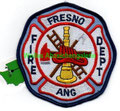 Fresno Fire Dept., California ANG