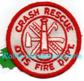 Otis AFB FD Crash Rescue
