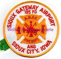 Iowa ANG 185 FG, Sioux City Airport ARFF