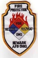Newark AFB Ohio Fire Dept.
