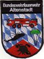 Luftlandeschule Altenstadt, Bundeswehrfeuerwehr