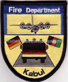 Fire Department Kabul