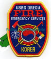USAG Daegu Fire Emergency Services