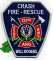 137th ANG CFR, Will Rogers World Airport