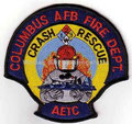 Columbus AFB Fire Dept.