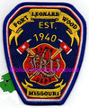 Fort Leonard Wood Fire Dept.