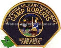 Camp Roberts Emergency Services