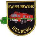Bundeswehrfeuerwehr Heuberg, Truppenübungsplatz
