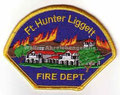 Fort Hunter Liggett Fire Dept.