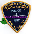 Abraham Lincoln Capital Airport Police/Fire