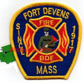 Fort Devens Mass. Fire BDE