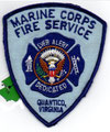 Quantico Marine Corps Fire Service