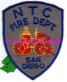 San Diego Naval Training Center Fire Dept., closed 1997