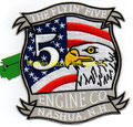 "Nashua Airport, Engine 5 ""The Flyin"" Five"""