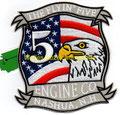 "Nashua Airport, Engine 5 ""The Flyin"" Five"""