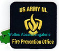 US Army NL (Schinnen) Fire Prevention Office