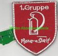 Mazar-e Sharif Camp Marmal 1. Grupper