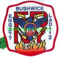 "FDNY Engine 277 Ladder 12 ""Bushwick"""