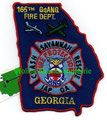 165th GaANG FD, Savannah IAP