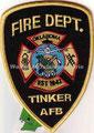 Tinker AFB FD