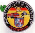 JG 72 Westfalen, Fliegerhorstfeuerwehr Hopsten, bis 2002