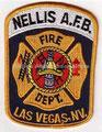 Nellis AFB Fire Dept.