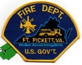 Fort Pickett Fire Dept.