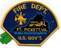 Fort Pickett Fire Dept.