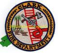 Clark AB Fire Dept., Philippines  (closed 1992)