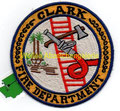 Clark AB Fire Dept., Philippines  (closed 1992)