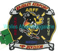 "Bradley Int'l Airport CFR ""B"" Division"