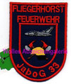 JaboG 33 Fliegerhorst Feuerwehr