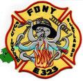 FDNY Engine 323 Fully Involved, Flatlands