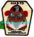 "Al Udeid Air Base FD ""Operation Inherent Resolve"""