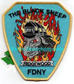 "FDNY  Engine 291 ""The Black Sheep"""