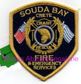 Souda Bay Crash Rescue