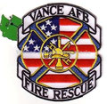 Vance AFB Fire Rescue