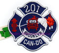 "FDNY Engine 201 Brooklyn ""Can-Do"""